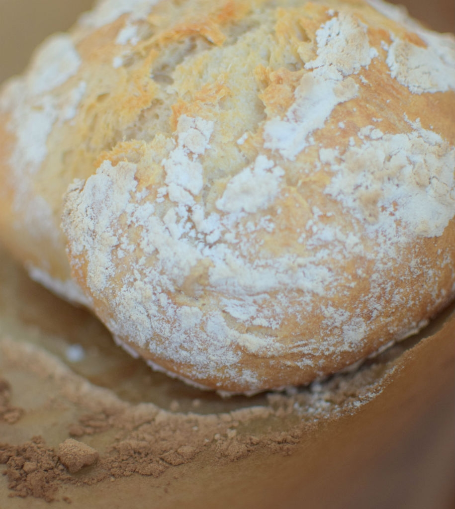 artisan bread recipe for bread machine